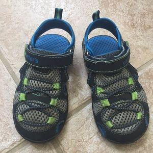 Carter's Boys Closed Toe Athletic Summer Sandals